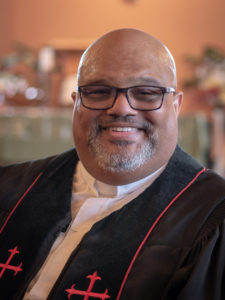 Photo of Pastor Norwood